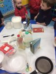 Pancake Day at Nursery