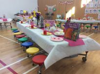 Nursery Mother's Day Tea Party 2019