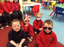 Nursery - Celebrating World Book Day and Integration Month.