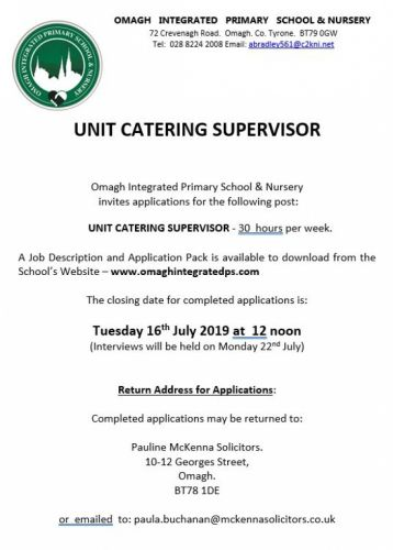 Catering Job